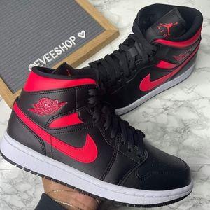 Air Jordan Retro 1 - Siren Red